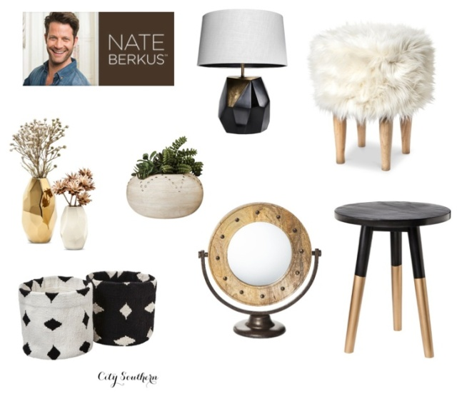 Nate Berkus for Target Fall Collection on City Southern