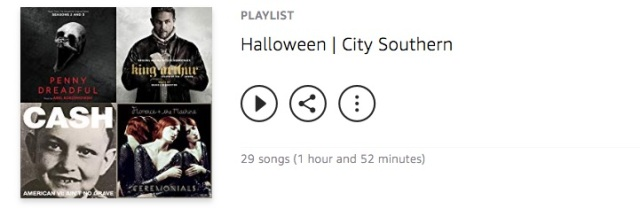 Halloween Playlist | City Southern